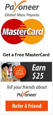 Sign Up for Payoneer, Use $100 and #Earn $25